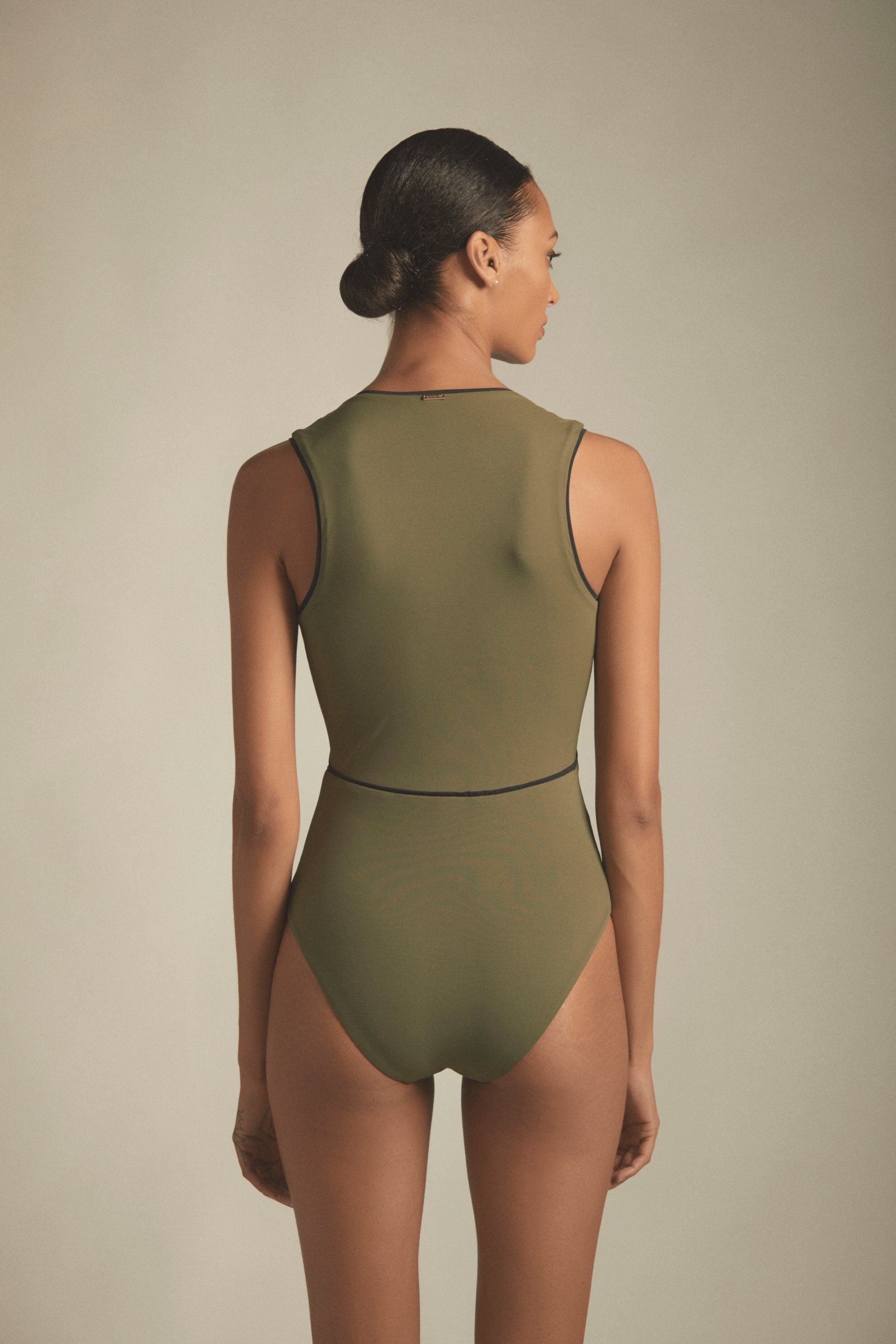 Marie Maillot - Sage Green