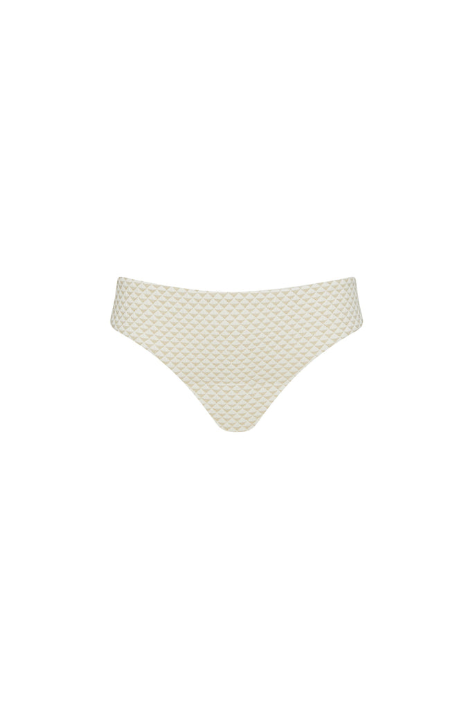 Jenette Bottoms - Metallic Ivory