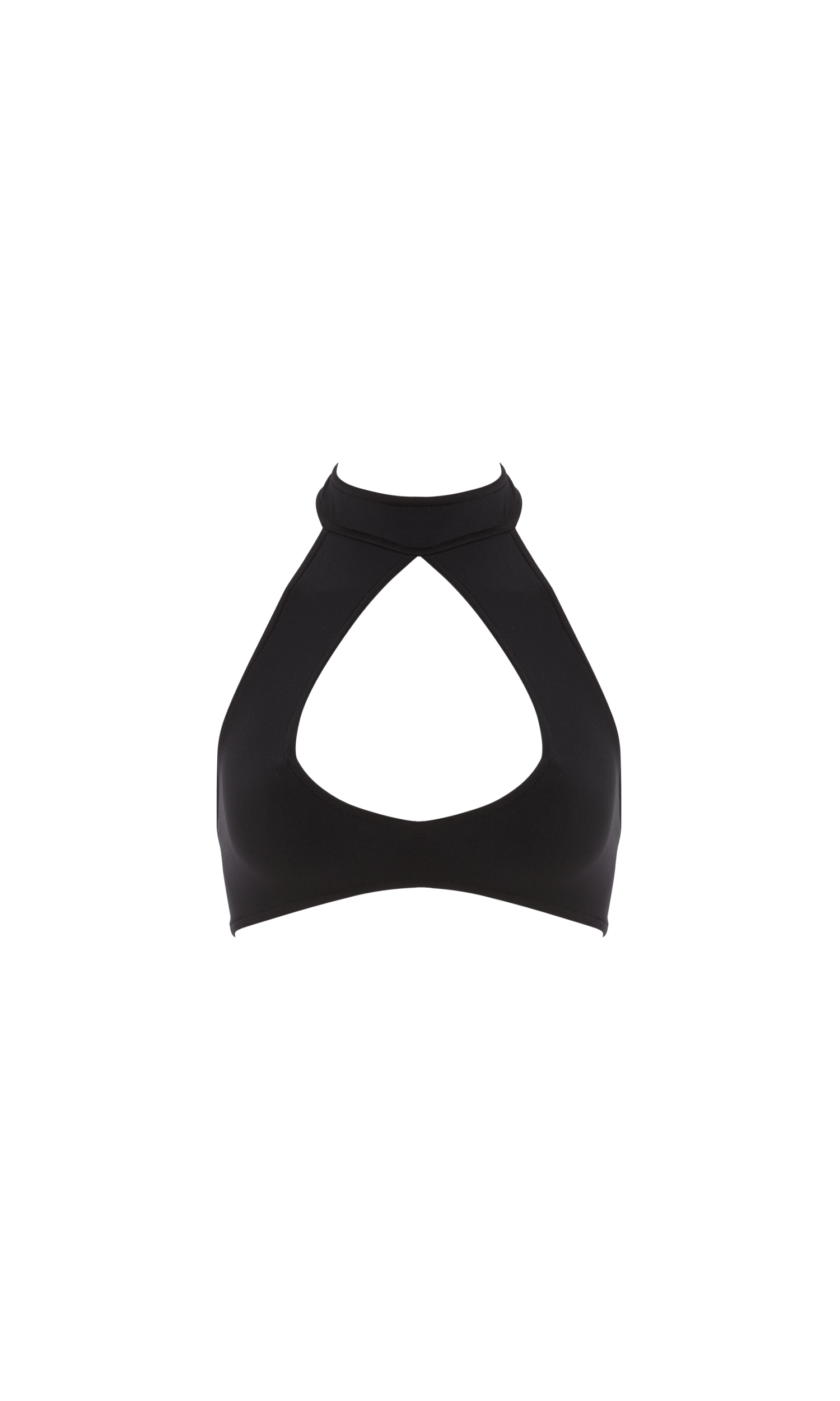 AMAIÒriginal Café Top - Black