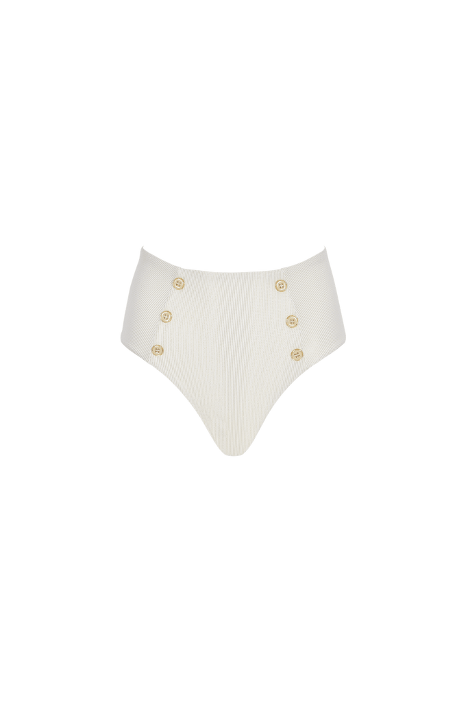 Tallis Bottoms - Ivory & Gold
