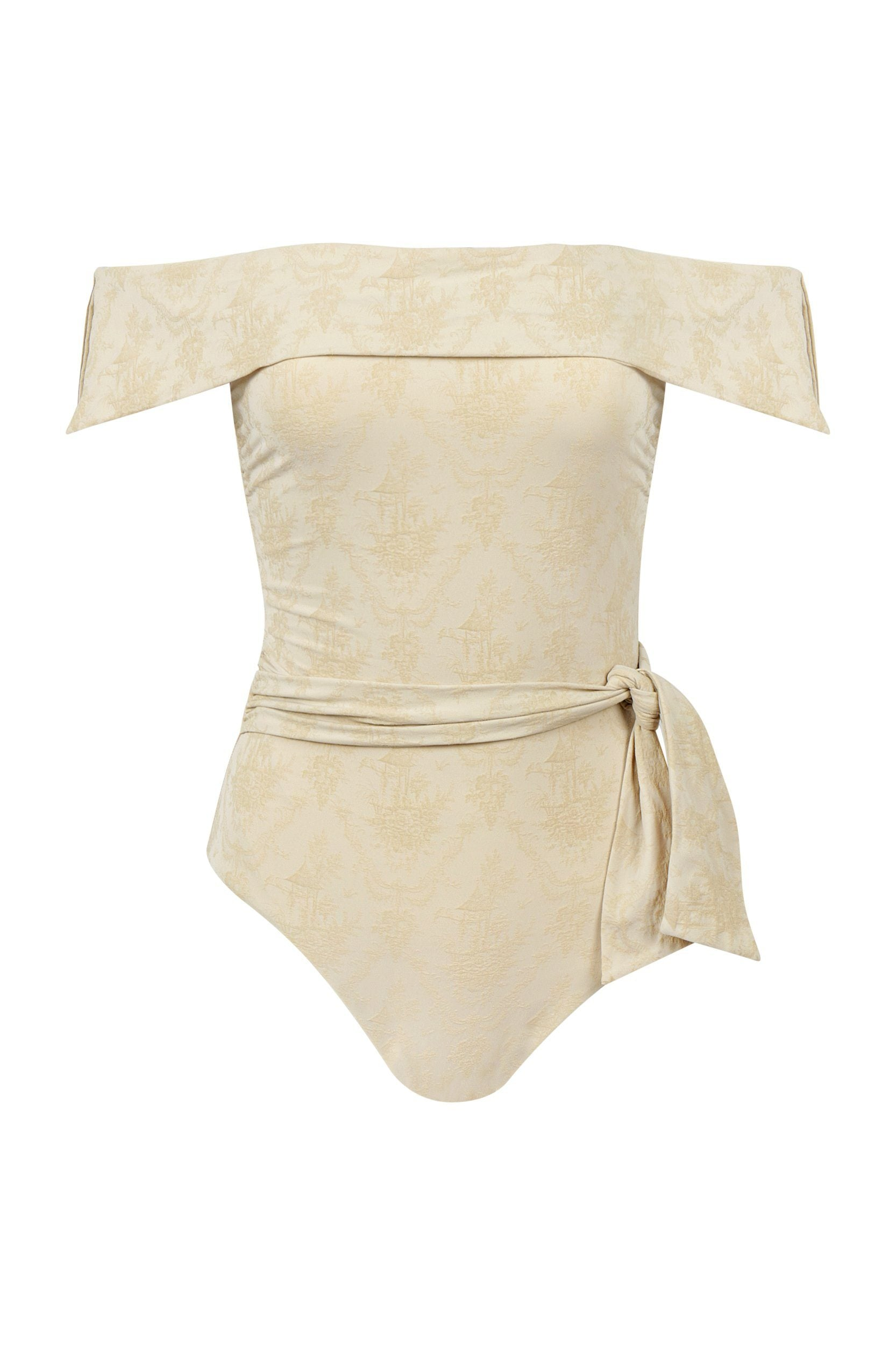 Ingrid Maillot – Birch Toile