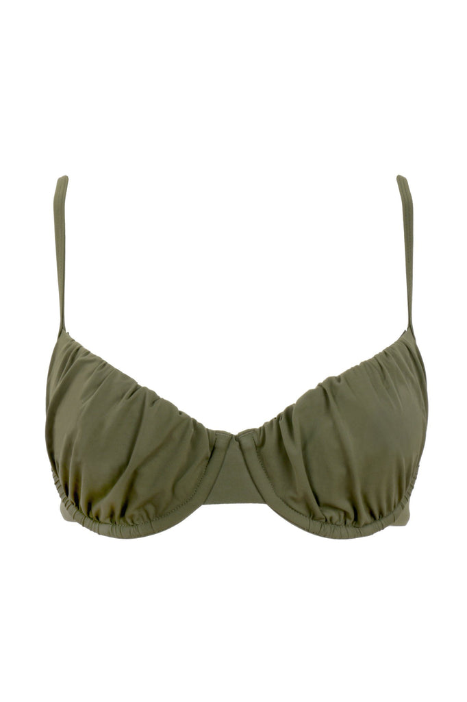 Odila Top - Sage Green