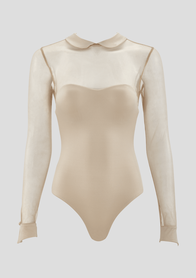 Ballet-maillot-nude