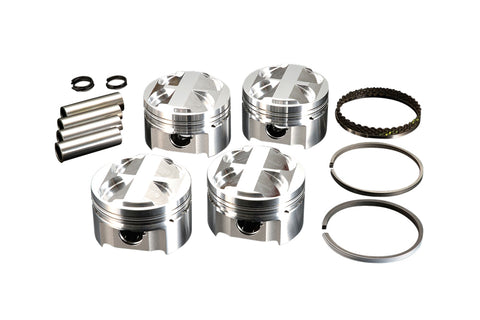 Kit Pistoni Forgiati Toyota 4AG 81.5mm
