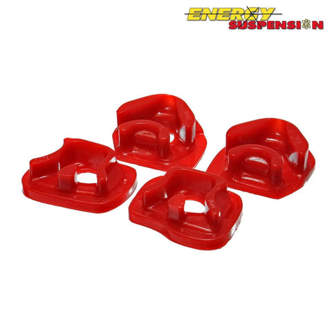 Energy Suspension Motor Mounts Inserts Red(K-Engines01-06)
