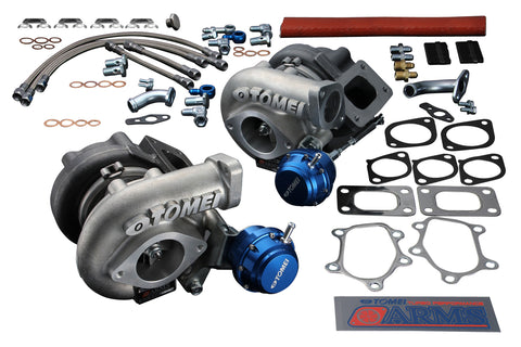 ARMS MX7655 Kit Turbo Completo Nissan RB26DETT Skyline R32 R33 R34