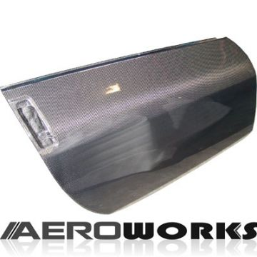 Nissan 350Z Aeroworks Portiere in carbonio (set)