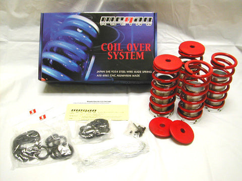 Acura / Honda 90-00 Integra Megan Racing Regolabile Assetto Coilover Kit