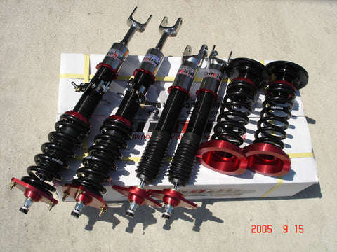 350Z/G35 Megan Racing SS Coilover Assetto regolabile