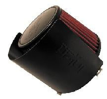 Universal Airfilter Heat Shield (black) [INJEN]