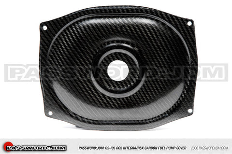 Civic/ITR EP3/DC5 Carbon Pompa Benzina Cover PWJDM