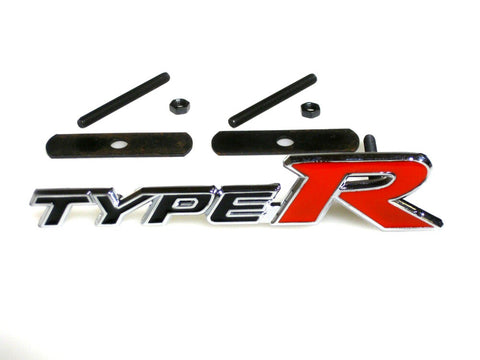 Aluminum Grill Emblema Type-R Style
