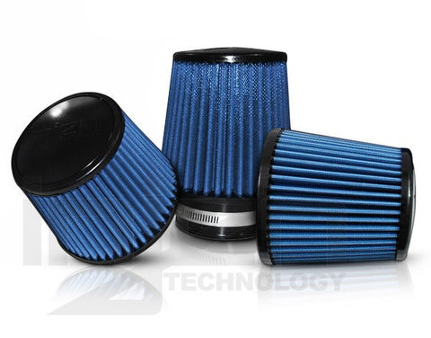 Universal X1010 Air Filter 70mm Flange 127x127x102mm [INJEN]