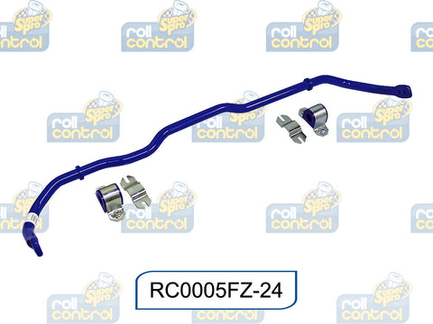 SuperPro 24mm Heavy Duty Adjustable Sway Bar RC0005FZ-24 for Volkswagen Golf MK5 2WD Versions Typ1K1FWD 03-09
