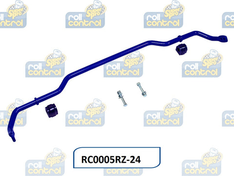 SuperPro 24mm Heavy Duty Adjustable Sway Bar RC0005RZ-24 for Volkswagen Golf MK6 2WD Versions Typ5K1FWD 08-13