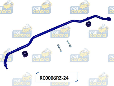 SuperPro 22mm Heavy Duty Adjustable Sway Bar RC0006RZ-24 for Volkswagen Golf Mk5 4WD Versions Inc. R32 Mk5 Typ1K1 03-09