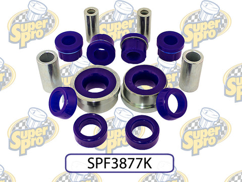 SuperPro Control Arm Lower Inner Front & Rear Bush SPF3877K for Subaru BRZ 12 -