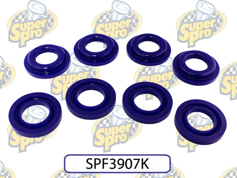 SuperPro Subframe To Chassis Void Fillers Nr. SPF3907K for Subaru BRZ 12 -