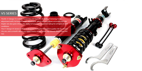 Mitsubishi Eclipse 95-99 BC-Racing Coilover Kit V1-VS