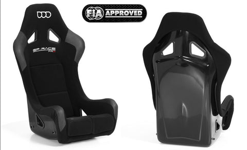 GP-Race Universal Racing Sedile Monoscocca Pro Light (incl FIA)