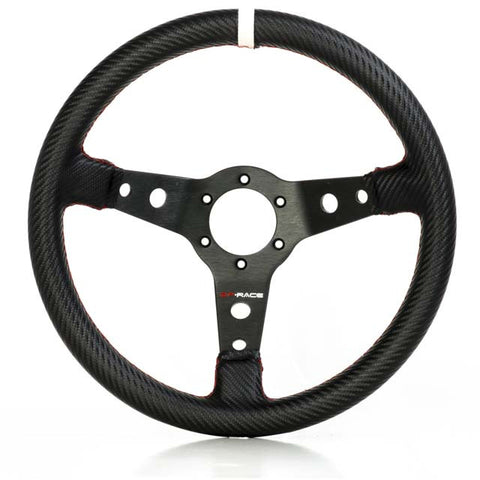 GP-Race Volante S2000 Carbonlook 350mm / 65mm