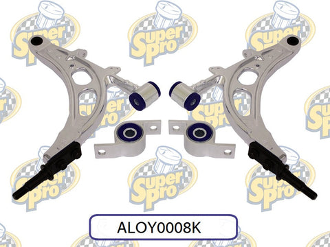 Subaru Impreza 01-07 SuperPro Alloy Control Arm Kit