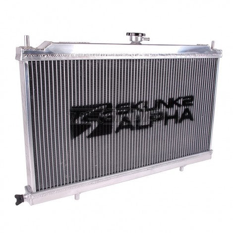 SKUNK2 ALPHA SERIES RADIATORE 88-91 HONDA CIVIC EF CRX