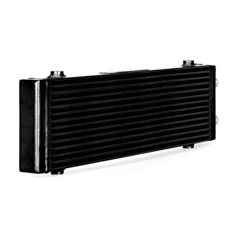 Universal Dual Pass Bar & Plate Oil Cooler Large