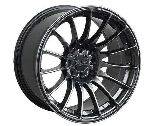 XXR 550 16x8 - ET21 - 4x100+114.3 - CHROME NERO