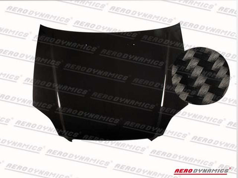 Aerodynamics Cofano in Carbonio OEM (Civic 95-98 2/3/4dr)