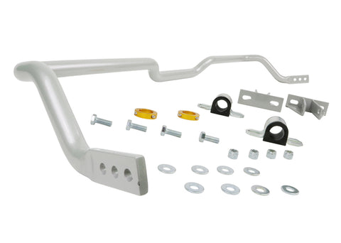 WHITELINE Sway bar POSTERIORE MITSUBISHI LANCER EVOLUTION IV,V, VI   8/1996-3/2001 4CYL