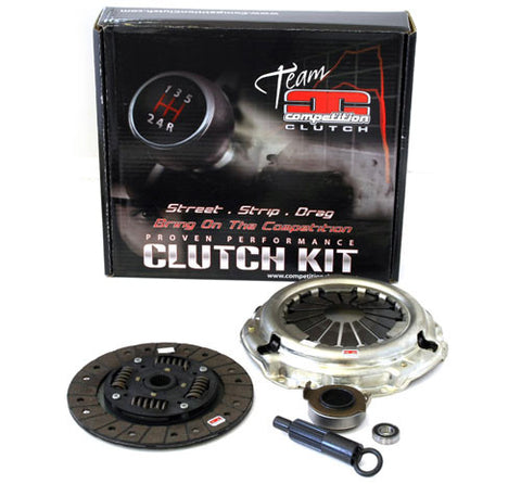 COMPETITION CLUTCH KIT FRIZIONE HONDA CIVIC EP3_HONDA INTEGRA DC5 (K) SERIES - 6 SPEED - STAGE 1 - ORGANIC