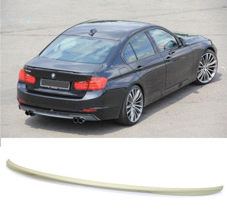 BMW F30 BOOT SPOILER M2-SPORT - 2012-on - REPLICA -