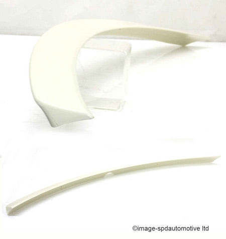 MERCEDES W218  BOOT  SPOILER AMG STYLE -  2012 Onwards - REPLICA -