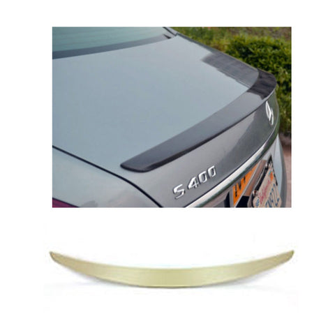 MERCEDES W222 14-on AMG TRUNK SPOILER - REPLICA -