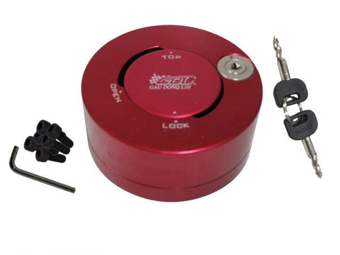 US-Racing Sgancio Rapido Volante Lock Red (Universal)
