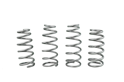 WHITELINE Coil Springs - lowered ANTERIORE E POSTERIORE MAZDA MIATA ND   8/2015+ 4CYL