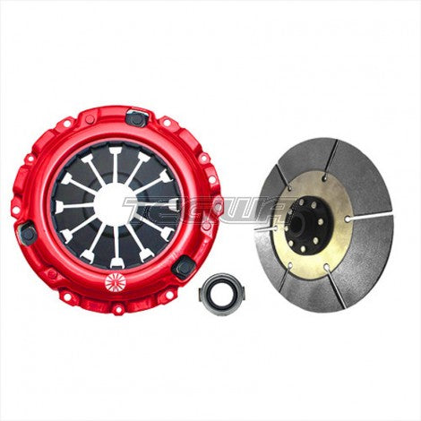 ACTION CLUTCH KIT FRIZIONE IRONMAN KIT HONDA PRELUDE ACCORD TYPE R H22 H-SERIES