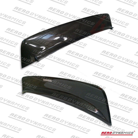 Aerodynamics Backyard Special Spoiler Carbonio (Civic 91-96 3dr)