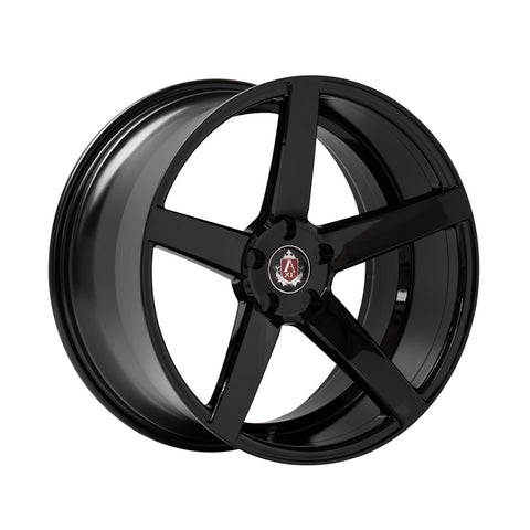 AXE EX18 20x9 ET38 FULL GLOSS BLACK
