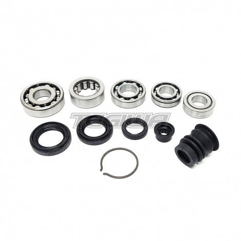 MF SYNCHROTECH BEARING & SEAL KIT 89-00 HONDA CIVIC EF EG EK CRX D16 SOHC 40MM