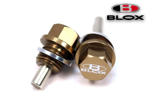 BLOX Racing Magnetic Oil Drain Plug M14x1,5 (Honda/Mitsubishi & Others)