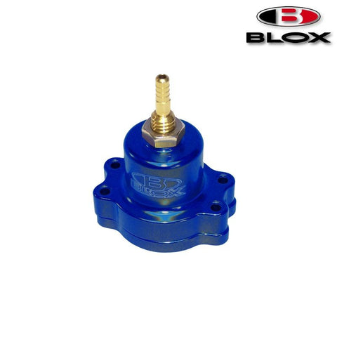 BLOX Racing Regolatore Pressione Benzina Blue (Honda D/B/H/F-Engines)