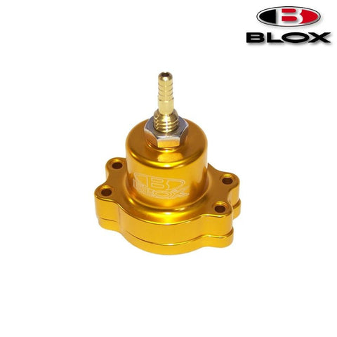 BLOX Racing Regolatore Pressione Benzina Gold (Honda D/B/H/F-Engines)