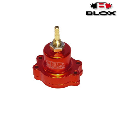BLOX Racing Regolatore Pressione Benzina Red (Honda D/B/H/F-Engines)