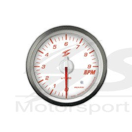 DSD-CS Manometro Bianco  Tachometer