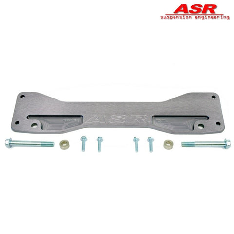 ASR Subframe Reinforcement Brace Silver (Civic 01-05 Type-R/Integra 01-06 Type-R)