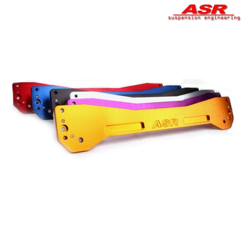 ASR Subframe Reinforcement Brace Purple (Civic 95-01 2/3/4dr)