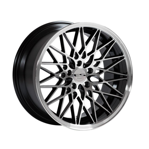 LENSO ESG 18x8.5 ET40 BLACK  POLISHED