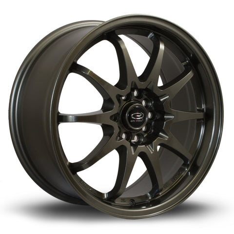 Rota Wheels Fight 17x8 ET48 5x100~5x114 Bronze